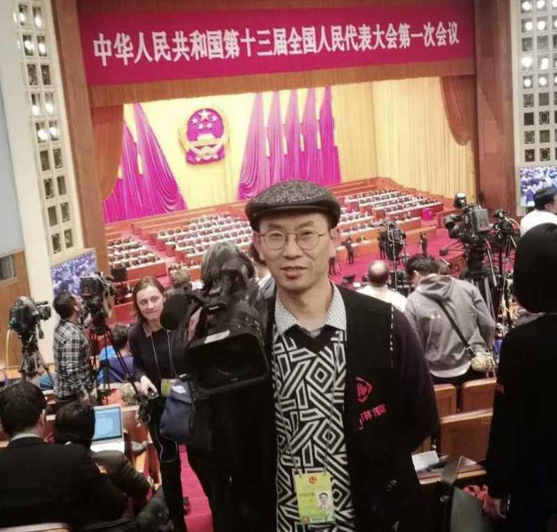 王群|资深国际记者